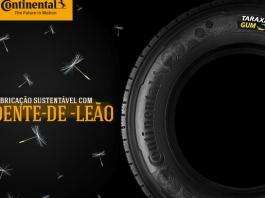 A Continental está aumentando o investimento e suas apostas em pneus produzidos a partir do látex extraído da planta dente-de-leão (Taraxagum).