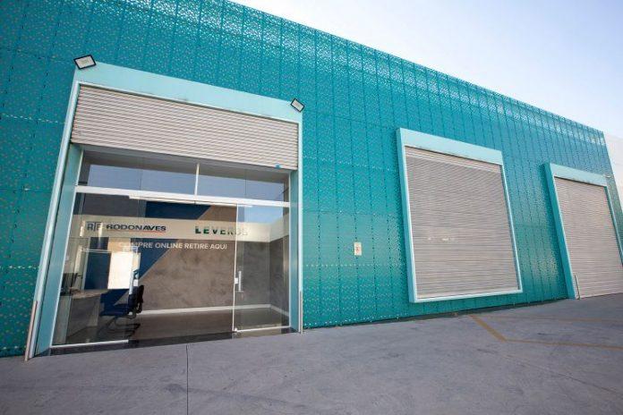 ARTE Rodonaves acaba de inaugurar uma loja conceito que será um ponto de coleta e entrega para seus clientes no bairro da Barra Funda,