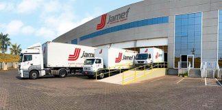 A Jamef inaugurou no último dia 14, uma nova unidade na cidade de Bauru, interior de São Paulo. Com isso, a transportadora aposta no crescimento