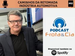 Roberto Leoncini, da Mercedes-Benz, é o entrevistado do dia de Frota&Cia