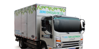 O presidente do Grupo SHC e da JAC Motors Brasil, o empresário Sérgio Habib, decidiu sair na frente das grandes montadoras de veículos comerciais,