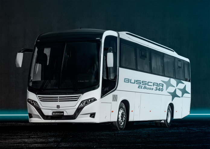 A Busscar acaba de adicionar ao seu portfólio o El Buss 340. Dessa forma, a fabricante de ônibus catarinense comemora 74 anos de história,
