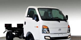 A CAOA atingiu o marco de mais de 90 mil modelos Hyundai HR produzidos na planta da CAOA Montadora, em Anápolis (GO).