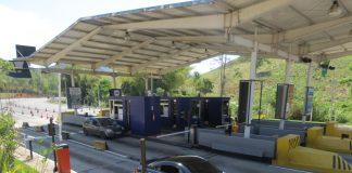 As tarifas de pedágio da RJ-116, trecho entre Itaboraí–Nova Friburgo–Macuco, administradas pelaRota 116, no Rio de Janeiro,