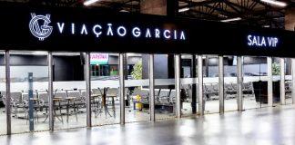 As empresas Viação Garcia e Brasil Sul estão expandindo o modelo de salas VIP para mais cidades nos estados do Paraná e São Paulo.