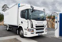 A Scania deu mais um importante passo em sua transição a caminho de uma energia limpa. A companhia apresentou recentemente seu primeiro veículo