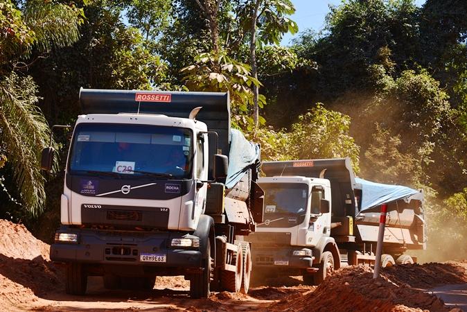 A Volvo está ampliando a frota da Zocar Rio, empresa de locação, com a venda de 120 caminhões VM de 32 toneladas. Dessa forma,