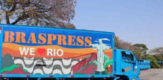 A Braspress deu início ao processo de renovação de frota que terá todos os veículos da filial do Rio de Janeiro (RJ) 100% isotérmicos.