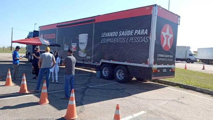 A concessionária Eco050, em parceria com a Carreta Texaco, irá realizar, em Minas Gerais e Goiás, atendimentos gratuitos em pontos