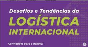 O primeiro Fórum Nacional 100% Online sobre o futuro do comércio exterior acontece na próxima segunda-feira, dia 21 de setembro, a partir das 18h.
