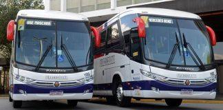A Mercedes-Benz acaba de negociar 116 novos ônibus, além de 22 unidades da Sprinter Van de passageiro com 15 lugares, para o Grupo Comporte.
