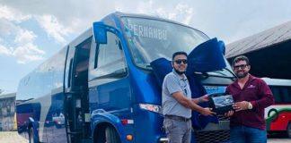 A Viação Norauto Transportes, uma das principais operadoras de Belém do Pará, adquiriu sete veículos Volare do modelo Attack 9 fornecidos pela