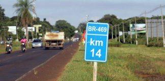 Itaipu Binacional, general Joaquim Silva e Luna, assinaram, na sexta-feira (25), convênio para a duplicação da BR-469, conhecida como Rodovia das Cataratas.