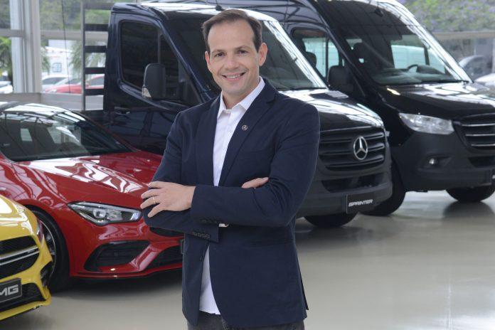A Mercedes-Benz Cars & Vans terá um novo CEO no Brasil a partir de 1º de novembro. O executivo Jefferson Ferrarez, que já atua como Head das Operações