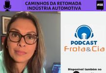 Letícia Pineschi, da Abrati, fala ao Canal Frota&Cia