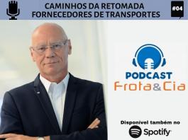 Carlos Delich, da ZF, é o entrevistado do dia no Canal Frota&Cia