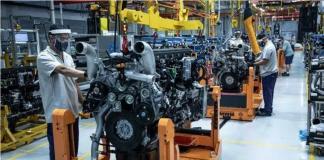 AMWMassinou acordo para montar os motores dos novos caminhões extrapesados daVolkswagen Caminhões e Ônibus. Dessa forma, a companhia equipará