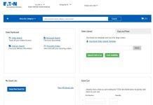 A EATON lança neste mês sua plataforma própria de e-commerce. Dessa forma, o Order Center chega ao mercado de reposição como uma solução intuitiva