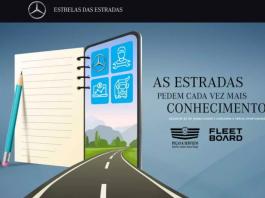 """A Mercedes-Benz acaba de lançar a plataforma """"Estrelas das Estradas"""", que irá disponibilizar de forma online e gratuita cursos profissionalizantes par"""