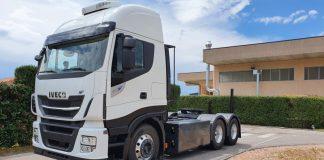 A Iveco concluiu a negociação de 100 unidades do modelo Stralis NP Cursor 13 da linha Natural Power, movidos a gás natural comprimido (GNC),
