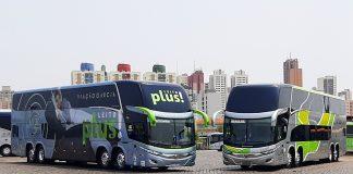 O Grupo Viação Garcia-Brasil Sul está incorporando na sua frota, a partir desse mês de outubro, 28 novos veículos. A novidade fica por conta da capacidade