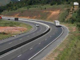 Um trecho de 180 quilômetros daBR-040, entre Juiz de Fora e Rio de Janeiro, ficará sem cobrança depedágios