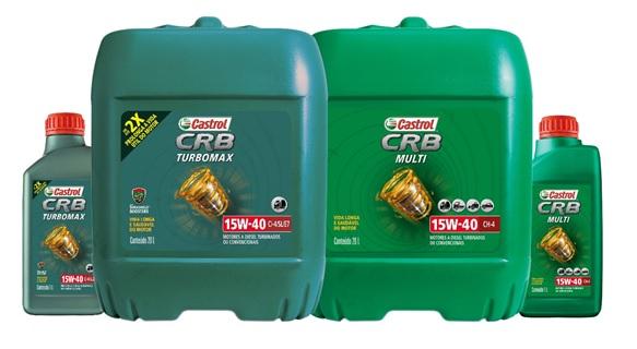 A Castrol, fabricante de lubrificantes, acaba de anunciar sua entrada no mercado de caminhões. Com isso, a marca lança no Brasil a linha Castrol