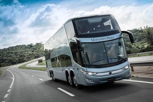 A Mercedes-Benz passará a oferecer aos clientes a possibilidade de aquisição do chassi e da carroçaria de ônibus, por meio do Showroom Virtual Star Online.