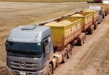 A Mercedes-Benz acaba de vender 50 unidades do caminhão extrapesado Actros 2651 ao Grupo RISA. A empresa é uma das maiores no segmento do agronegócio
