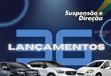 A ZM acaba de disponibilizar para o mercado de reposição mais 36 itens. Assim, cobrindo mais de 380 aplicações em veículos nacionais e importados,