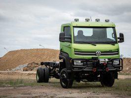 O Volkswagen Delivery 4x4 chega com grande expectativa para atender os setores de produção, coleta e manutenção nas áreas rurais da Bahia e Minas Gerais.