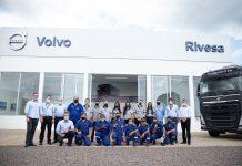 A Volvo atingiu a marca de 100 concessionárias de caminhões e ônibus em todo território brasileiro. Para isso, a montadora acaba de inaugurar três novas