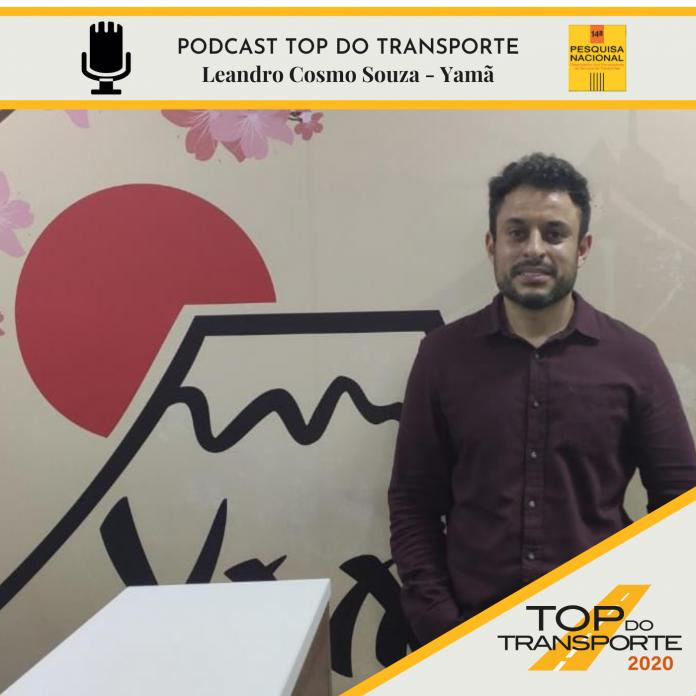 Top do Transporte falou com Leandro Souza, especialista de transporte e frete da Yamá