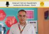 Luciano Ramos, da Merck, comenta a situação do transporte químico
