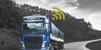 A Volvo está comemorando a entrega de mais de 100 mil caminhões, ônibus e equipamentos de construção conectados na América Latina.