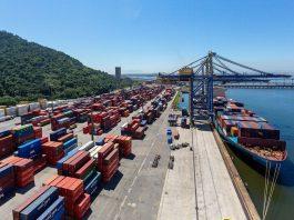 O setor portuário movimentou 809,8 milhões de toneladas de cargas entre janeiro e agosto deste ano. Isso representa um aumento de 7,5%.
