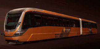 AMarcopolo anunciou nesta quarta-feira sua primeira entrega de carros para veículos leves sobre trilhos (VLT). Dessa forma, ampliando a aposta da marca