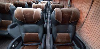 Viação Garcia está operando em testes um novo modelo de ônibus desenvolvido pela Marcopolo especialmente para a empresa. Dessa forma, inova