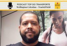 Welington Celestino gerente de Logística da Track&Field fala com o canal e podcast Top do Transporte