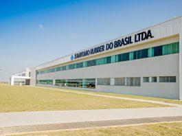 A Sumitomo Rubber do Brasil, detentora das marcas Dunlop, Falken e Sumitomo produziu mais de 5 milhões de pneus para veículos leves, caminhões e ônibus