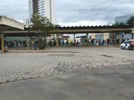 Os cobradores do sistema Transcol e do transporte municipal de Vitória,que estão afastados de suas funções há quase oito meses em razão da pandemia