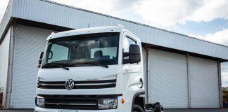 A Volkswagen Caminhões e ônibus acaba de lançar ao mercado o Delivery Express+. O veículo vem com configuração especial para adicionar segurança