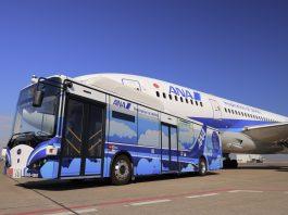 Em parceria com a maior companhia aérea do Japão, a All Nippon Airways (ANA), a BYD concluiu uma operação experimental de 10 dias de um ônibus autônomo