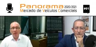 Ricardo Alouche, Vice-Presidente de Vendas, Marketing e Pós-Venda da Volkswagen Caminhões e Ônibus comenta o mercado brasileiro de veículos comerciais