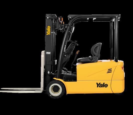 A Yale acaba de lançar dois novos modelos de equipamentos elétricos: as empilhadeiras de 3 rodas ERP16-20UXT, com capacidades de 1600 a 2000 kg,