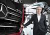 Novo presidente da Mercedes-Benz do Brasile CEO da empresa para a América Latina, Karl Deppen reforçou a necessidade de reformas para o crescimento