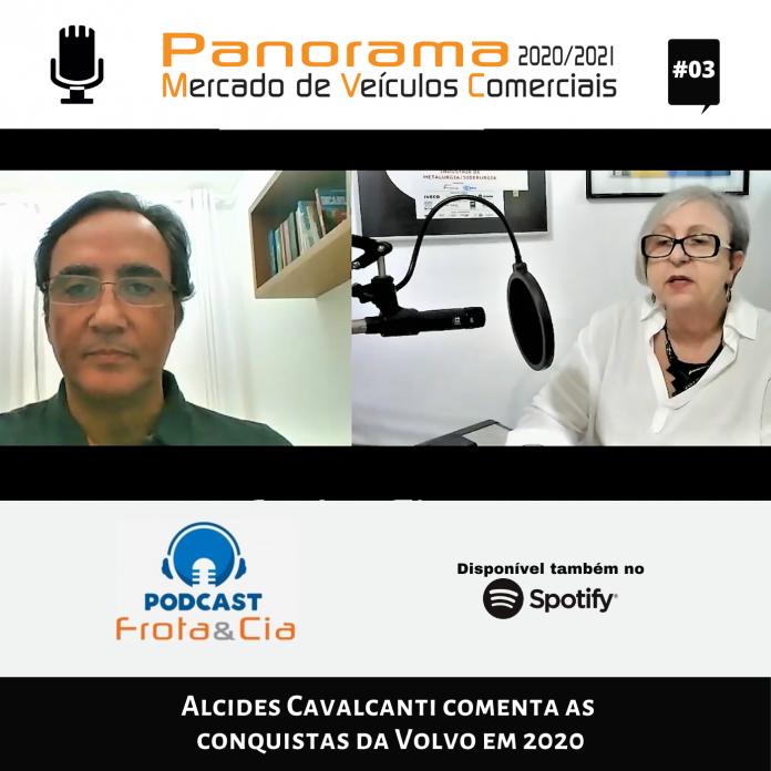 Alcides Cavalcanti comenta as conquistas da Volvo em 2020