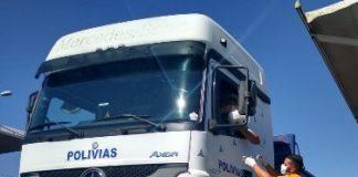 A CCR ViaOeste e Instituto CCR distribuirão aos motoristas 670 cestas de alimento na rodovia Castello Branco a partir de hoje, 8. Assim,