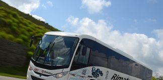 A Rimatur Transportes do Paraná acaba de concretizar a compra de 30 unidades do modelo Ideale 800 encarroçado sobre chassi Mercedes-Benz OF-1621 Euro V.