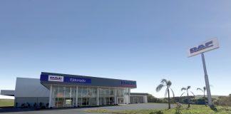 A DAF Caminhões acaba de inaugurar mais uma concessionária, do Grupo Eldorado, localizada no município gaúcho de Passo Fundo. Com isso, a marca